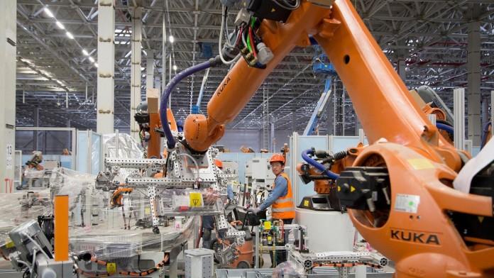 Audi San Jose Chiapa, Mexico plant