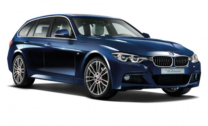 BMW 320d xDrive Touring 40 Years Edition (1)