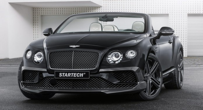Bentley Continental GTC by Startech (1)