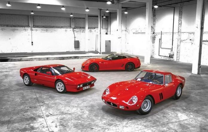 Ferrari-250GTO-288GTO-599GTO
