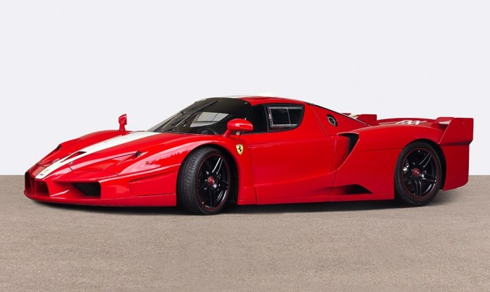 Ferrari FXX Auction (1)