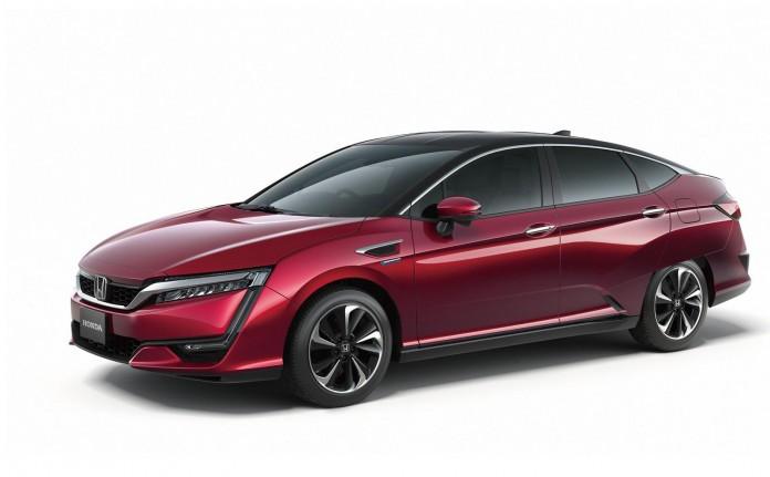 Honda FCV 1