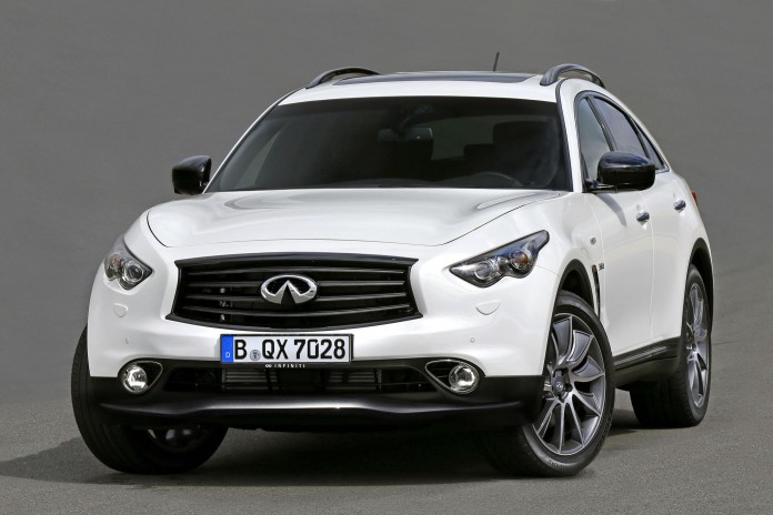Infiniti QX70 Ultimate (1)