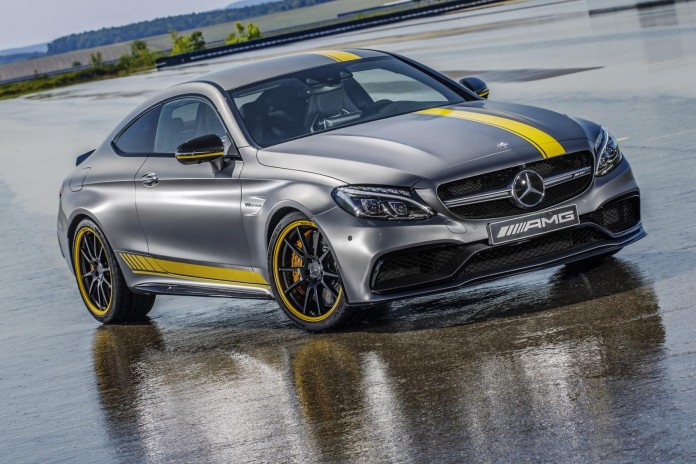 Mercedes-AMG C63 Coupe Edition 1 1