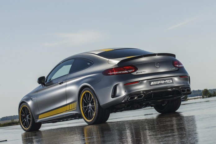 Mercedes-AMG C63 Coupe Edition 1 7