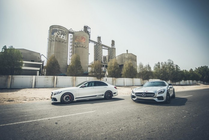 Mercedes-AMG GT S and C63 S by PP-Performance 1