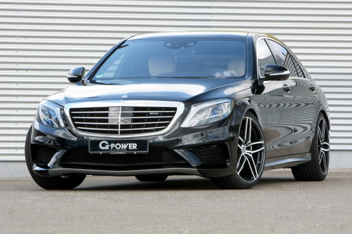Mercedes S63 AMG by G-Power (3)