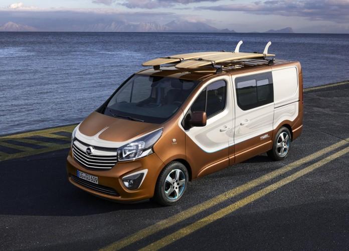 Opel Vivaro Surf concept (1)