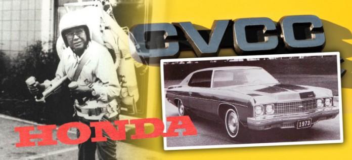 Soichiro Honda impala
