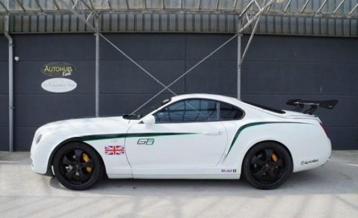 Toyota Supra wannabe Bentley Continental GT3 (12)