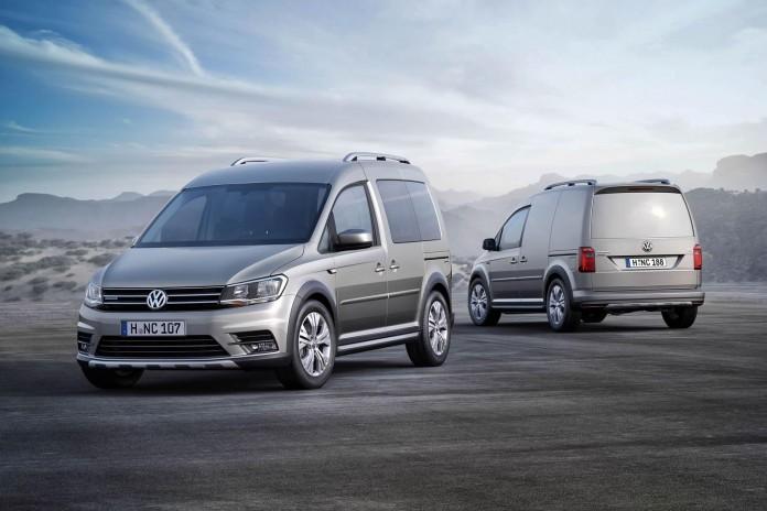 Volkswagen Caddy Alltrack 6