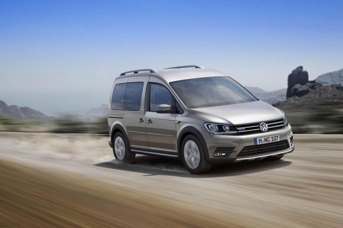 Volkswagen Caddy Alltrack 9