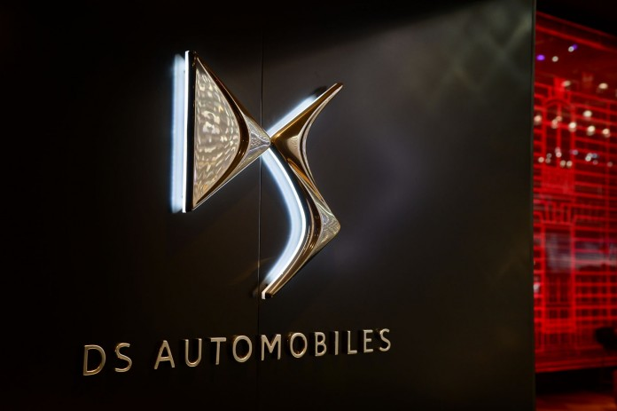 Photo DS Automobiles - Salon de Genève 2015