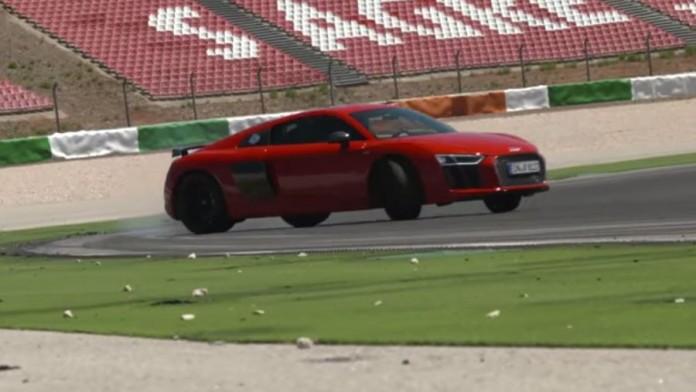 r8 v10 plus drift