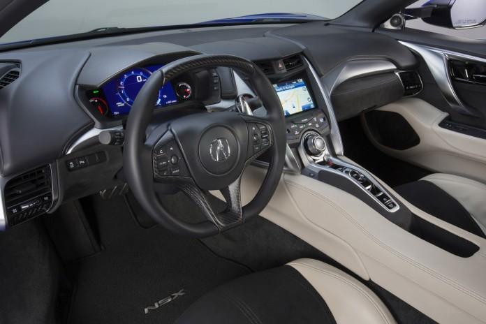 2017 Acura NSX - 046