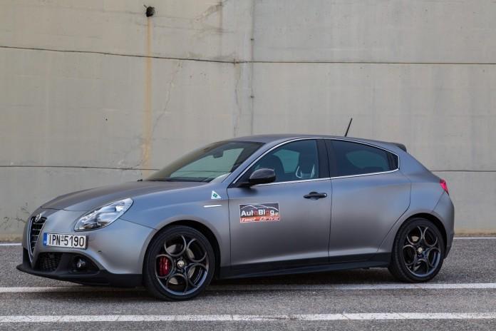 Alfa Romeo Giulietta QV Test Drive (2)