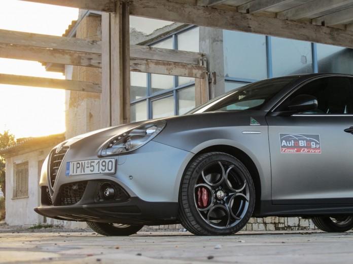 Alfa Romeo Giulietta QV Test Drive (36)