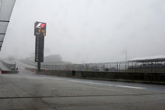 GP USA F1/2015