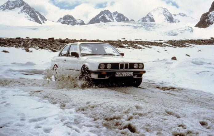 BMW 325i Allrad E30 2