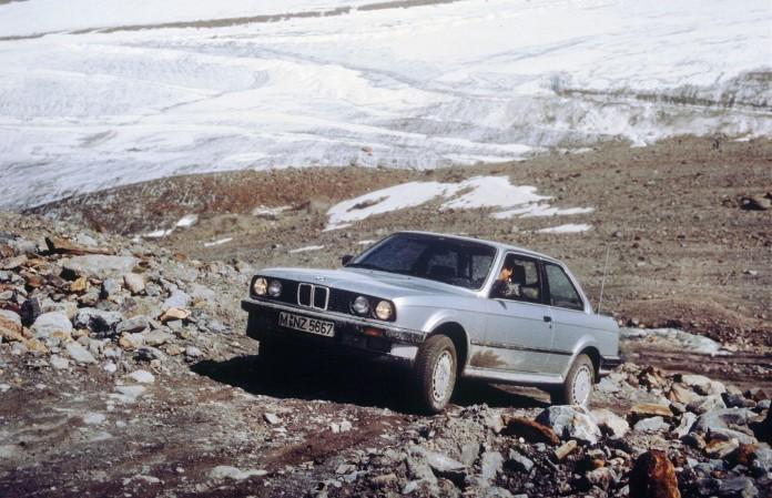 BMW 325i Allrad E30 3