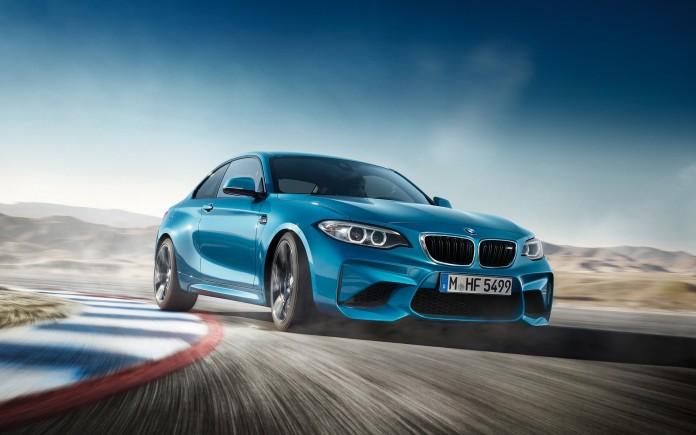 BMW M2 2016 (1)
