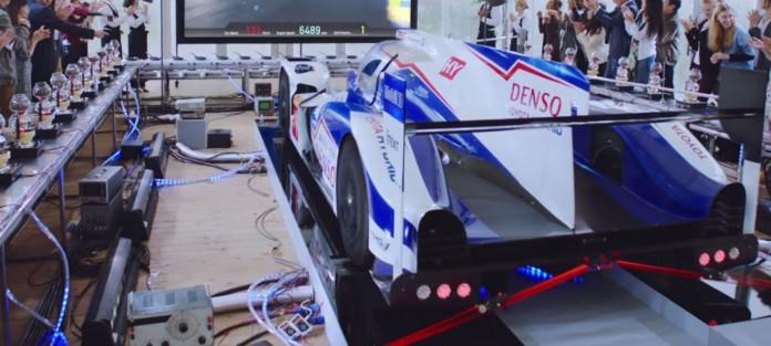 Hybrid Toyota Le Mans