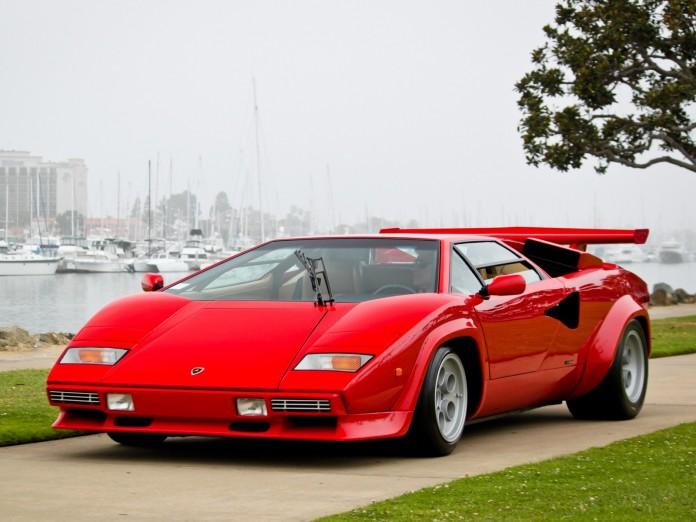 Lamborghini Countach 5000QV 4