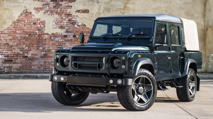 Land Rover Defender Double Cab Pick Up by Kahn Design 1