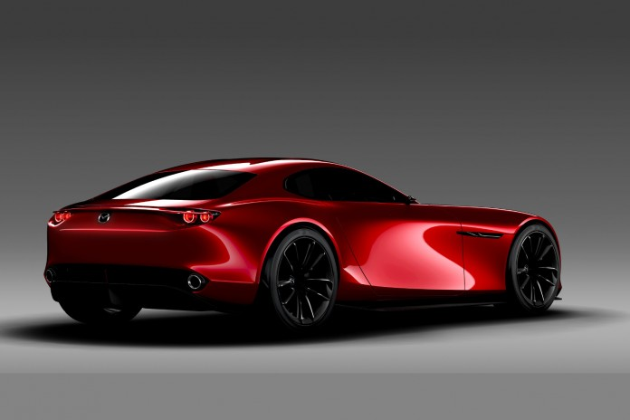 Mazda RX-VISION Concept 13