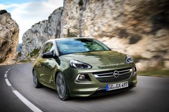 Opel Adam facelift 1