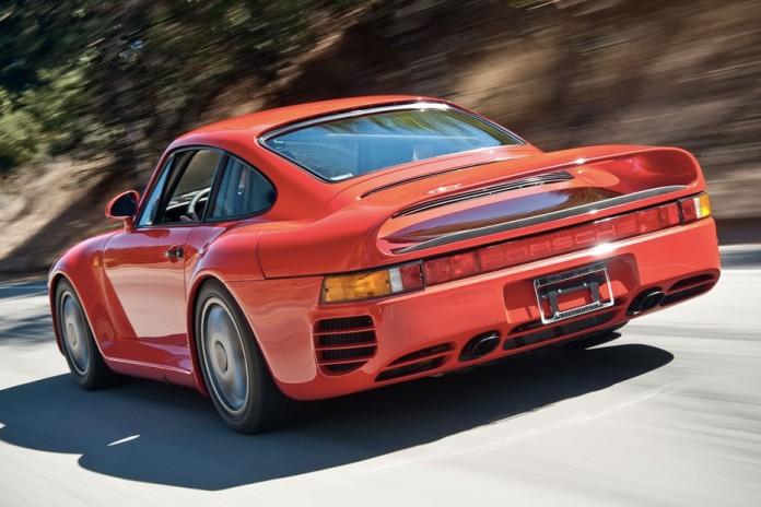 Porsche 959 3