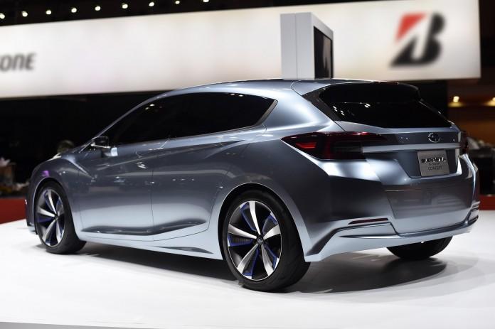 Subaru Impreza 5-Door Concept (3)