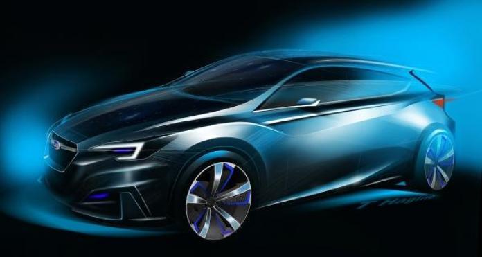 Subaru Impreza 5-door Concept 3