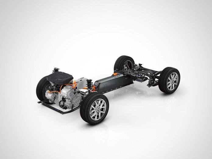 Volvo Compact Modular Architecture (CMA) platform (2)