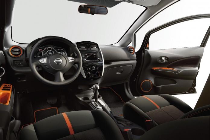 2016 Nissan Versa Note Color Studio 5