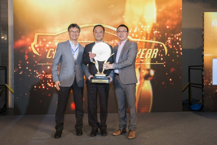 Geely GC9 declared 2016 China Car of the Year (2)