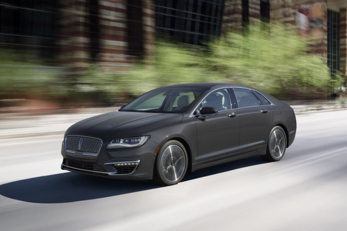 Lincoln MKZ 1