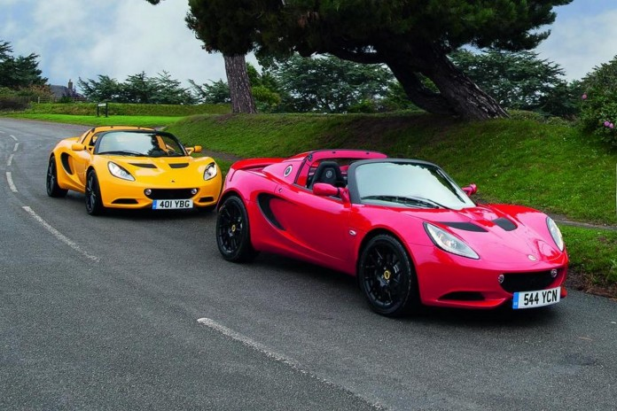 Lotus Elise Sport and Elite Sport 220 (1)