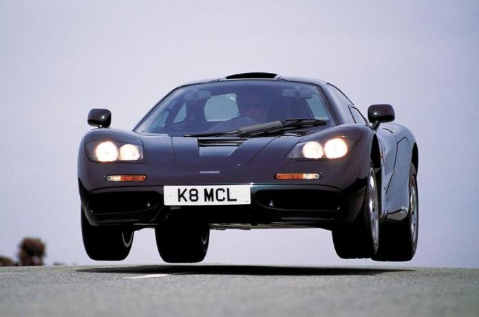 McLaren F1 2