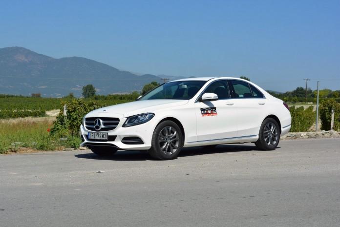 Mercedes-Benz C-Class C200 BlueTEC Test Drive (1)