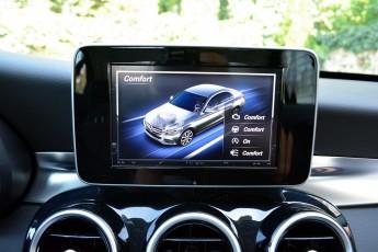 Mercedes-Benz C-Class C200 BlueTEC Test Drive (116)