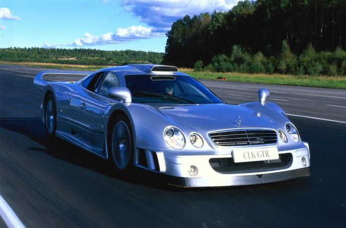 Mercedes-Benz CLK-GTR 1