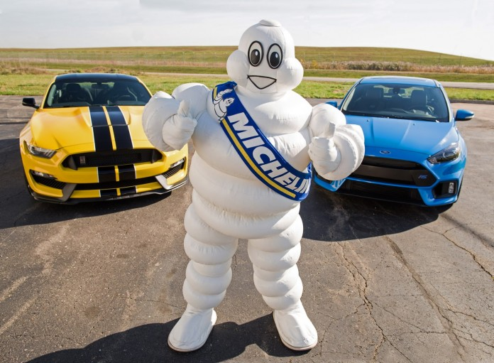 Michelin Ford Performance Vehicles (1)