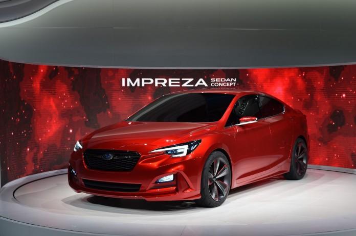 Subaru Impreza Sedan Concept (1)