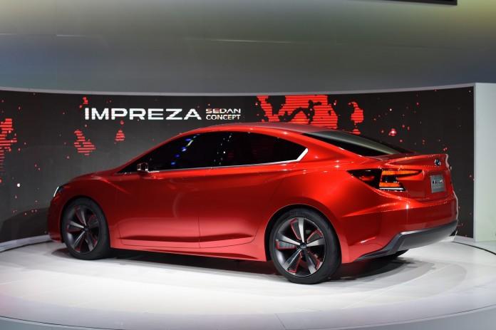 Subaru Impreza Sedan Concept (4)