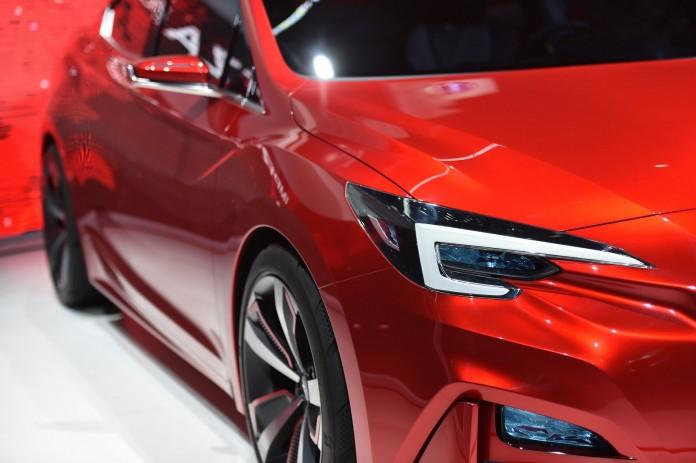 Subaru Impreza Sedan Concept (8)