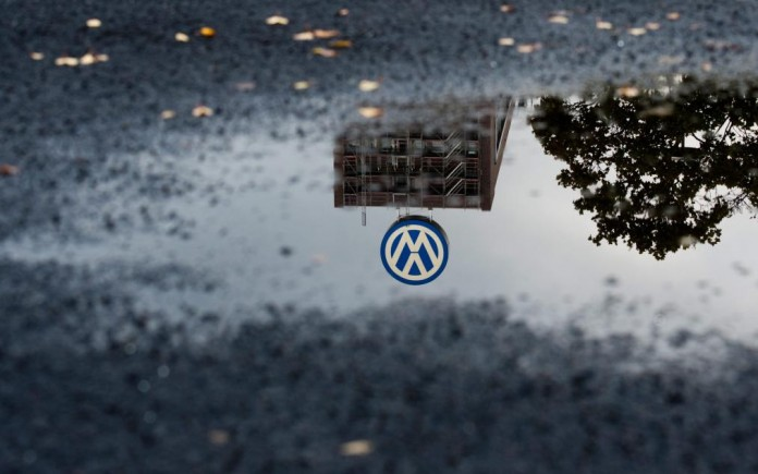VW suffers 3.5-billion-euro quarterly loss on emissions scandal