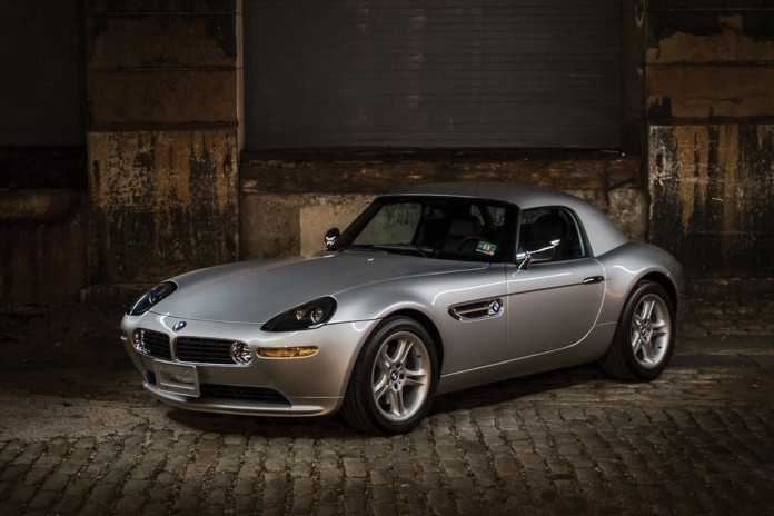 BMW Z8 James Bond (1)