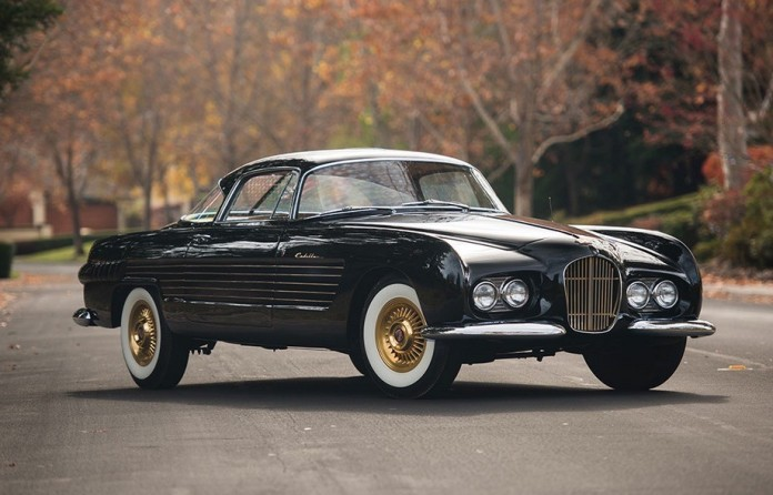 Cadillac 62 Coupe by Ghia (1)