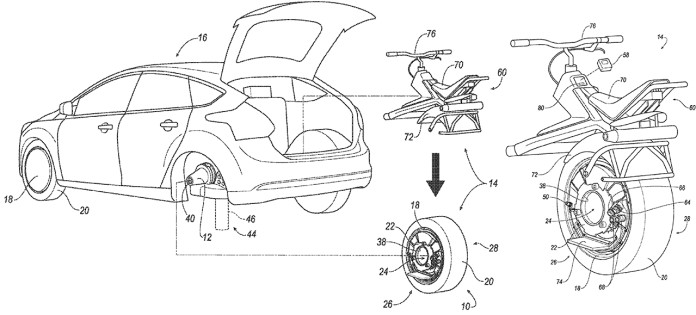 Ford patent rear wheel (1)